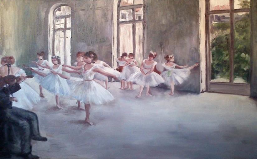 Las bailarinas de Eloisa